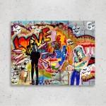 """""""Love graffiti"""""""