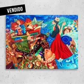 """Mundo de maravillas"""