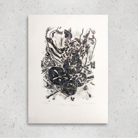 """""""Flores negras"""""""